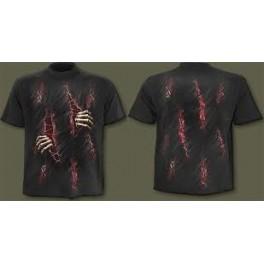 tričko scarred