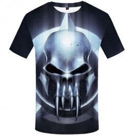 Tričko Skull