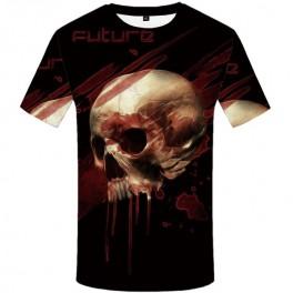 Tričko Skull Future